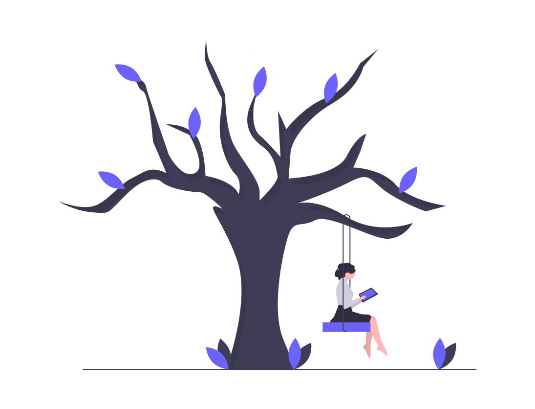 undraw_Tree_swing_646s