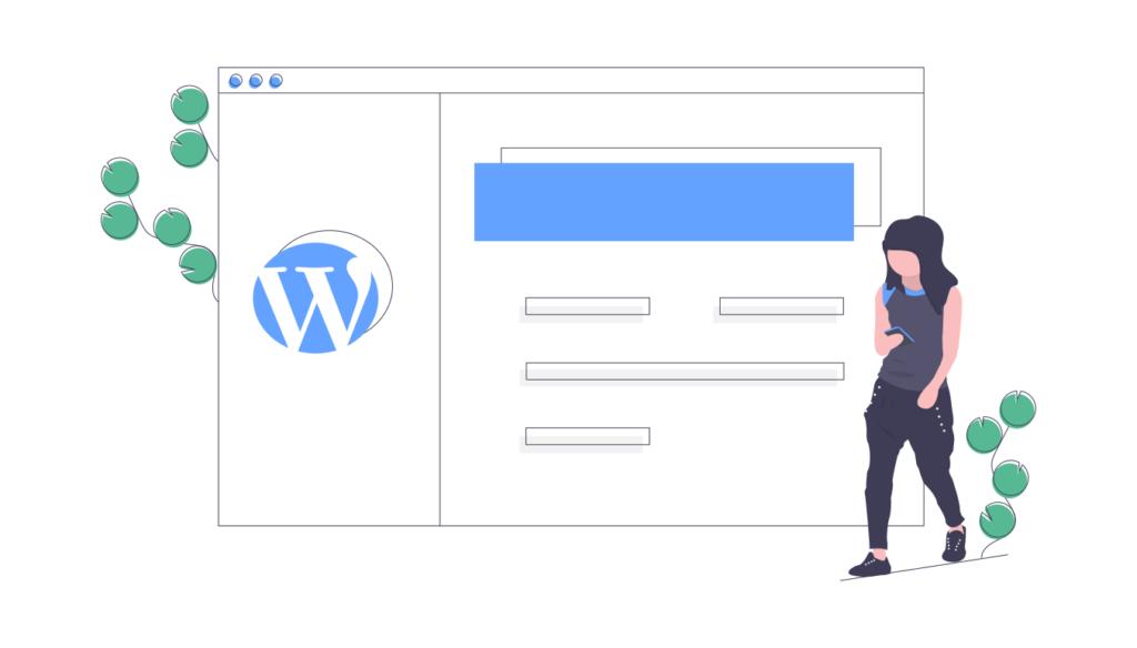 WordPressでブログを開設する